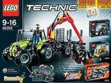 66359 TECHNIC Super Pack 4 in 1