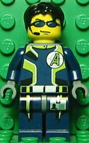 Agent C