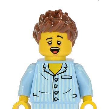 Sleepyhead Series 6 Teddy Bear Pajamas LEGO Minifigure New