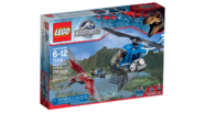 Jurassic World LEGO Pteranodon Capture box1