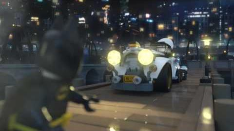 Penguin Arctic Roller 70911 - The LEGO Batman Movie - Product Animation