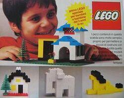 1-Small Basic LEGO Set