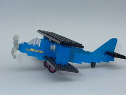 1562-Lufthansa Double-Decker