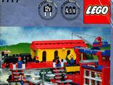 7777 LEGO Trains Idea Book