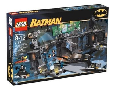 7783 The Batcave: The Penguin and Mr. Freeze's Invasion ...