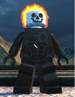 Custom Ghost Rider