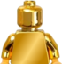 Golden-minifigure
