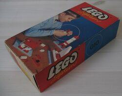 010-1-Basic Building Set in Cardboard