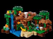 21125 La cabane dans l'arbre de la jungle 2