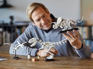 21320 Les fossiles de dinosaures 21