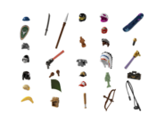 8803 Minifigures Série 3 3