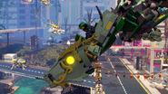 LEGO Ninjago, Le Film Le jeu vidéo 2