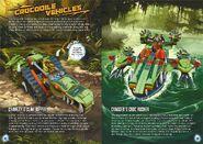 Loups et Crocodiles 1