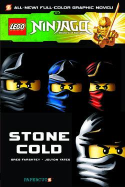 Ninjago Stone cold