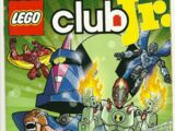 LEGO Club Jr. Magazine March-April 2010
