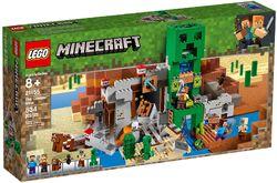 21155 The Creeper Mine Box