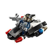 30282 Super Secret Police Enforcer set