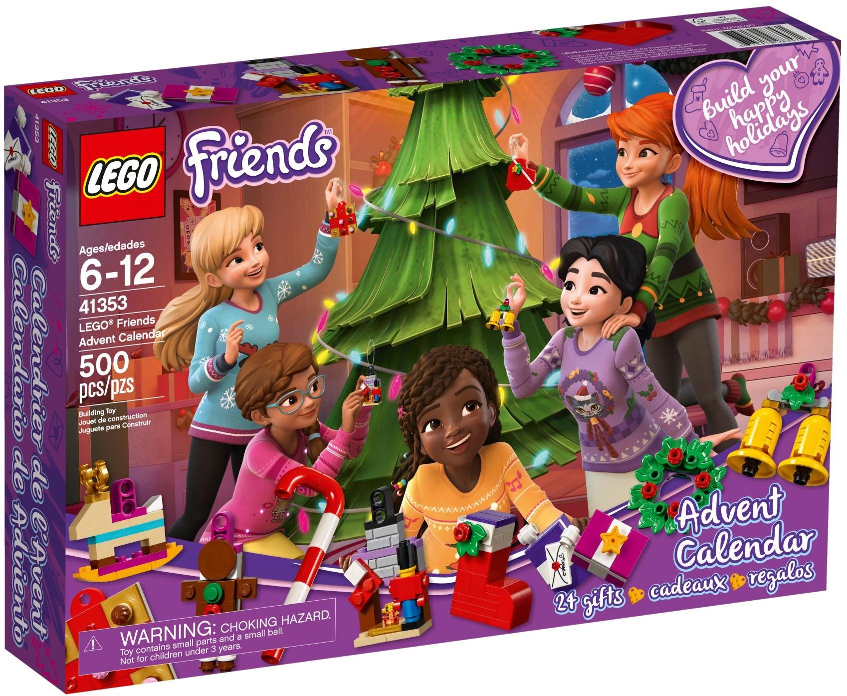 41353 Friends Advent Calendar Brickipedia Fandom