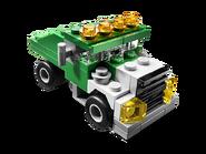 5865 Le mini camion benne