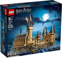 71043 Hogwarts Castle Box