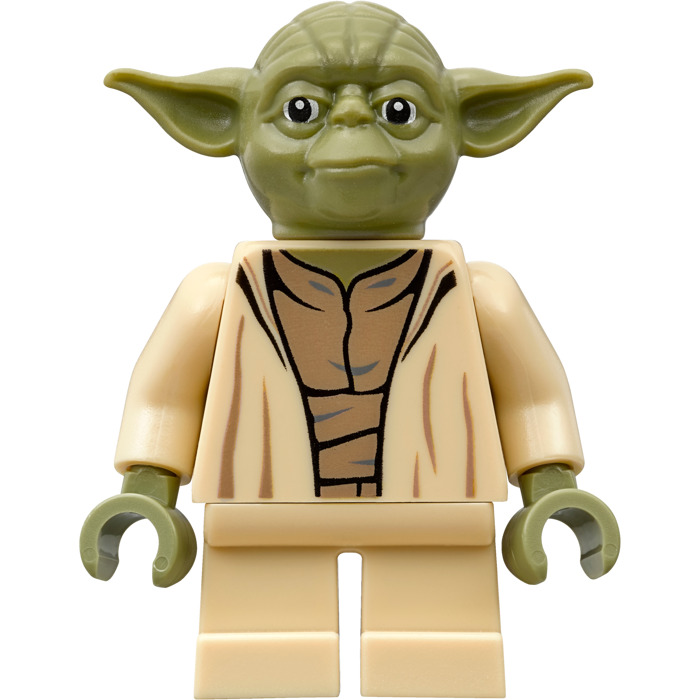 Prequel Original The Clone Wars 75017 Yoda