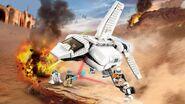 75221 Imperial Landing Craft Poster
