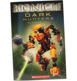 B031 Dark Hunters