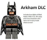 Batman Arkham Missions