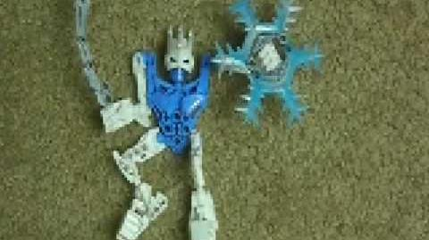 Bionicle Review Agori Metus