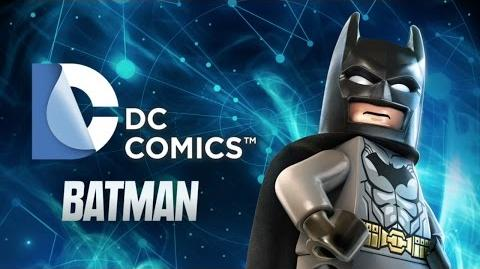 Character Spotlight Batman LEGO Dimensions