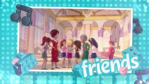 Groupe-Friends Trust Friends