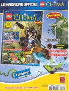 LEGO Chima 4 Encart