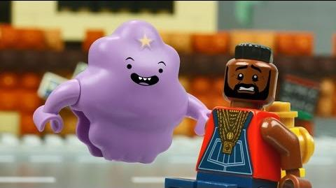 LEGO Dimensions Lumpy Space Princess Meets B.A