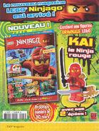 LEGO Ninjago 1 Encart