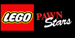LEGO Pawn Stars Logo