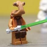 Lego Ithorian Jedi