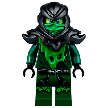 Mal fique ninja vert wiki lego fandom powered by wikia - Ninja vert lego ...