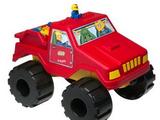 3509 Brickbuster Super Truck