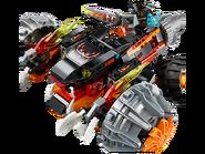 70222 Le bulldozer Panthère 4