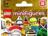 71001 Minifigures Series 10