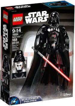75534 Darth Vader Box