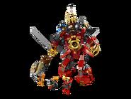 9448 Le robot Samouraï
