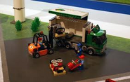 Lego city 60020