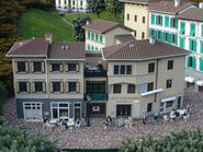 Legoland-Italiancafe