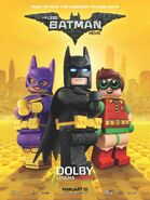 The LEGO Batman Movie Poster Dolby