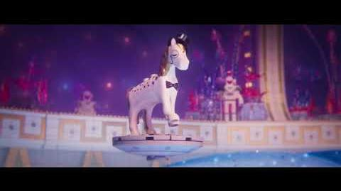 The LEGO Movie 2 The Second Part Clip Queen Wahtevra WaNabi