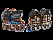 10193 Le village médiéval 2