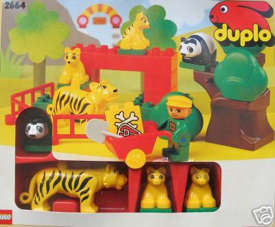 2664 Tiger Enclosure
