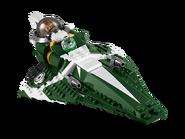 9498 Saesee Tiin's Jedi Starfighter 3