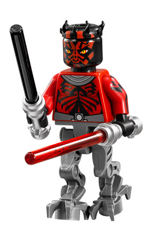 Darth Maul TCW Cybernetic legs